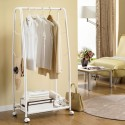 Korea Living Star Basket Moving Hanger (White)