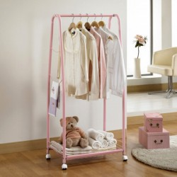 Basket Moving Hanger (Pink)