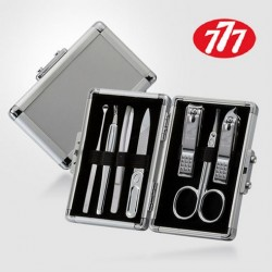 777 Three Seven Nail Clipper Set (7 Items)