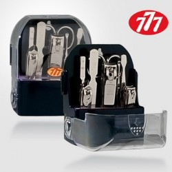 777 Three Seven Nail Clippers Set 8 Items