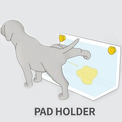 Yogi Pet Pad Holder