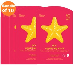 Korea 9CC Sea Collagen Heben Mask 10 x 23g