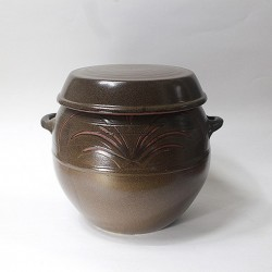Korea Traditional Onggi Jar 12L
