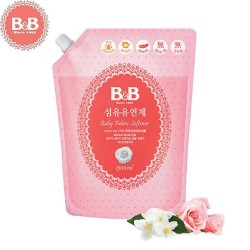 Korea B&B Fabric Softener Bottle (Bergamont) 1500ml