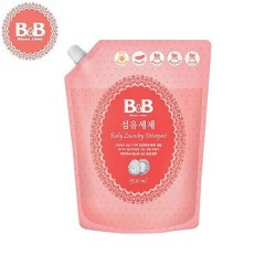 Korea B&B Baby Laundry Fabric Detergent Refill Pack 1800ml
