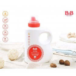 Korea B&B Baby Laundry Soap Anti Bacterial (Lavender) 200g