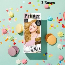 Korea Mise En Scene Hello Bubble Foam Color Primer 25g x 2