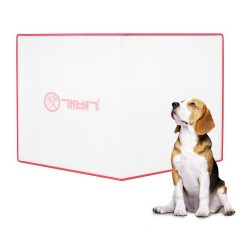 Korea Yogipet Removable Dog Fence Safety Gate for small dogs