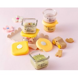 Korea Glasslock Baby Food Storage Container