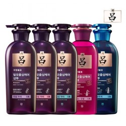 Korea Ryo Ginseng Hair Loss Volume Care 400ml + 180ml