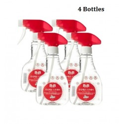 Korea B&B Baby Products Disinfectant Spray Bottle 300ml x 4