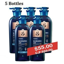 Korea Ryo Shampoo Hair Loss Care for Dandruff Shampoo 400ml